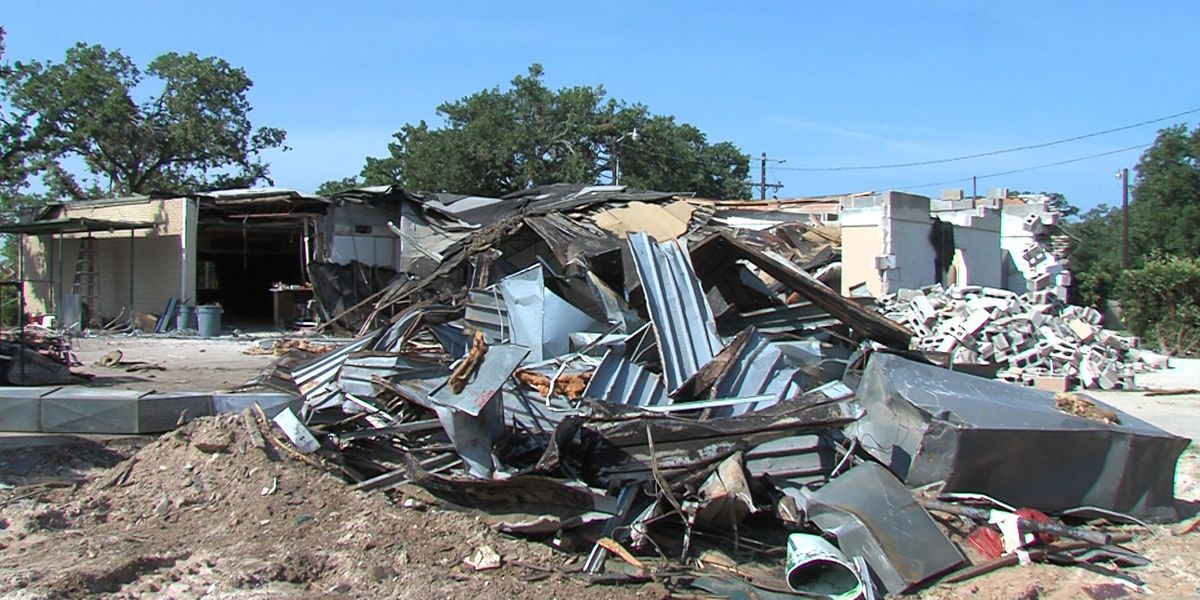 Bowie: Club House Will Soon Be Rebuilt After Tornado