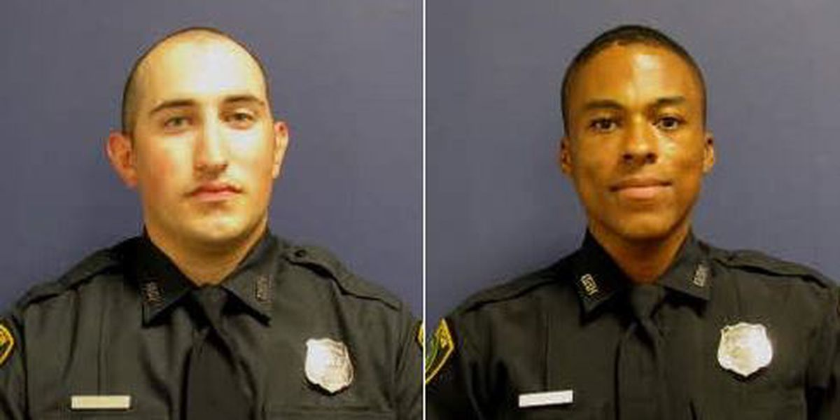 'It's just a miracle': Officers survive fiery crash caused by suspected drunken driver