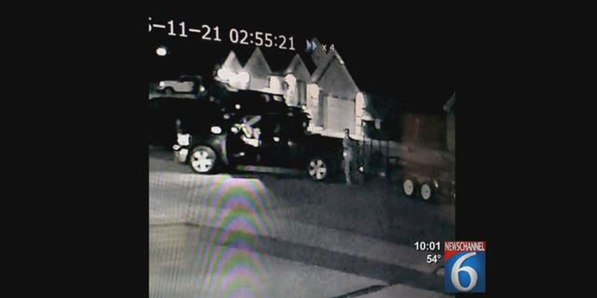 WFPD Looking For Trailer Theft Suspect