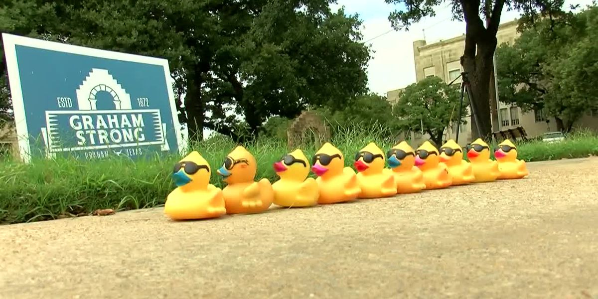 News Channel 6 City Guide - Graham Rotary Club Annual Duck Derby