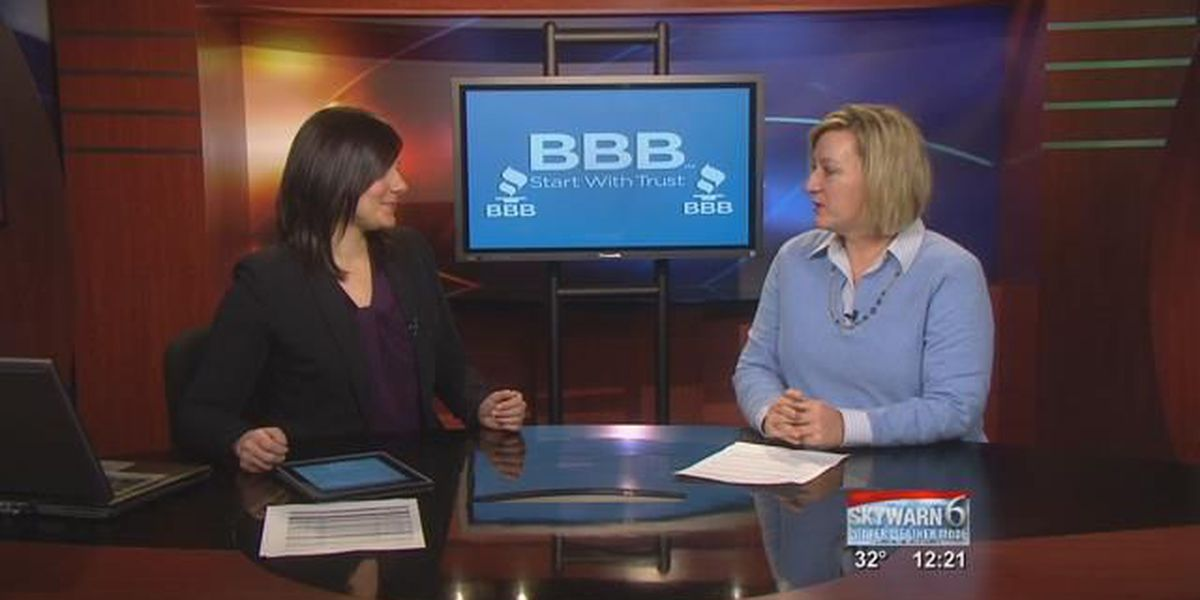 BBB Offers New Year's Resolutions