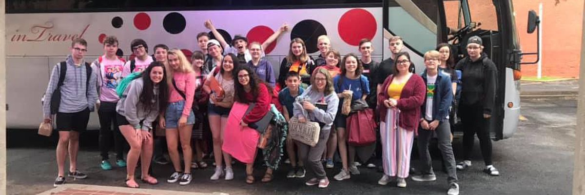Successful conference for Backdoor Theatre's Youth Troupe