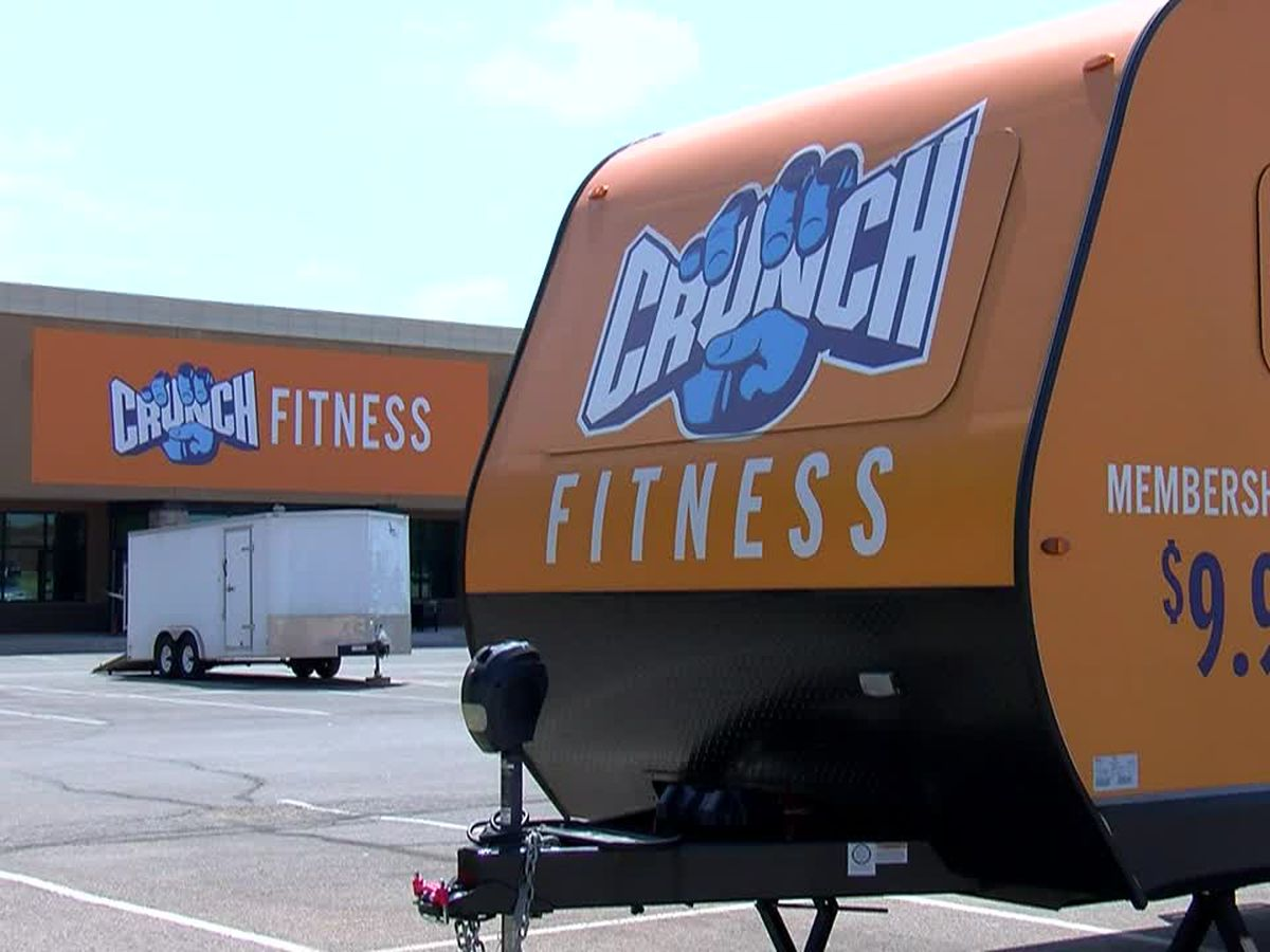 News Channel 6 City Guide: Crunch Fitness