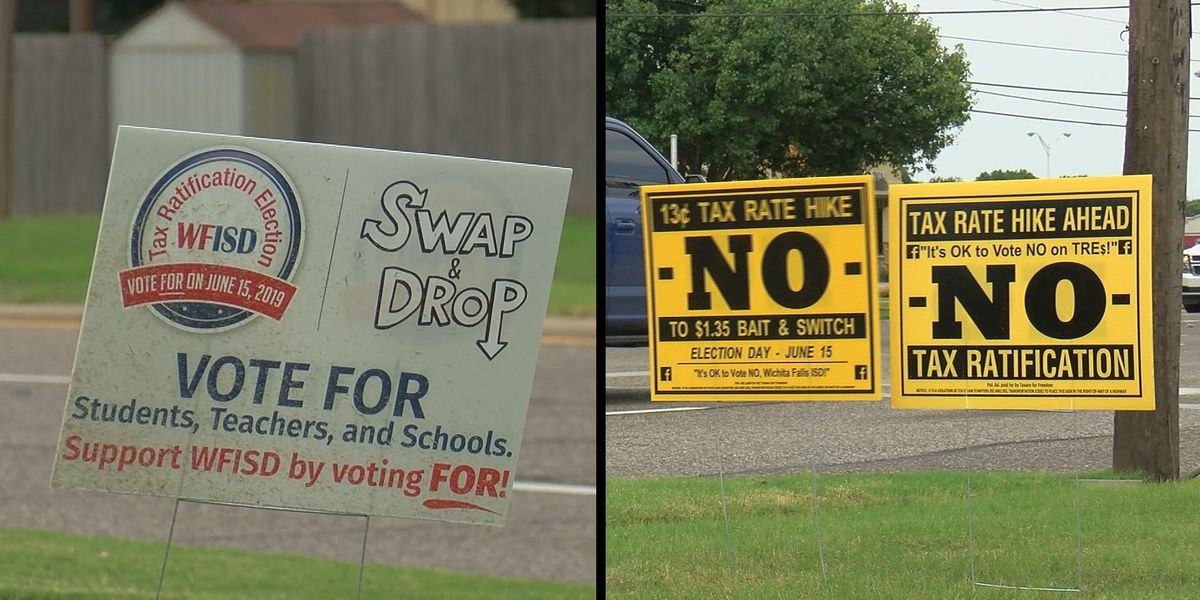 WFISD tax rate election faces opposition