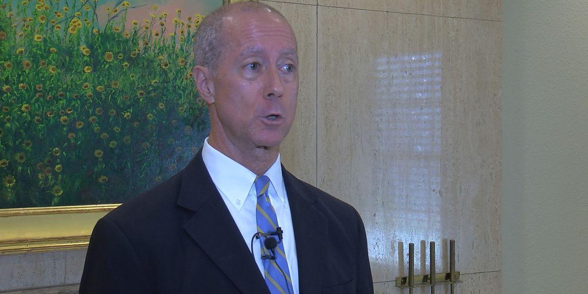 Thornberry addresses retirement, more in Wichita Falls