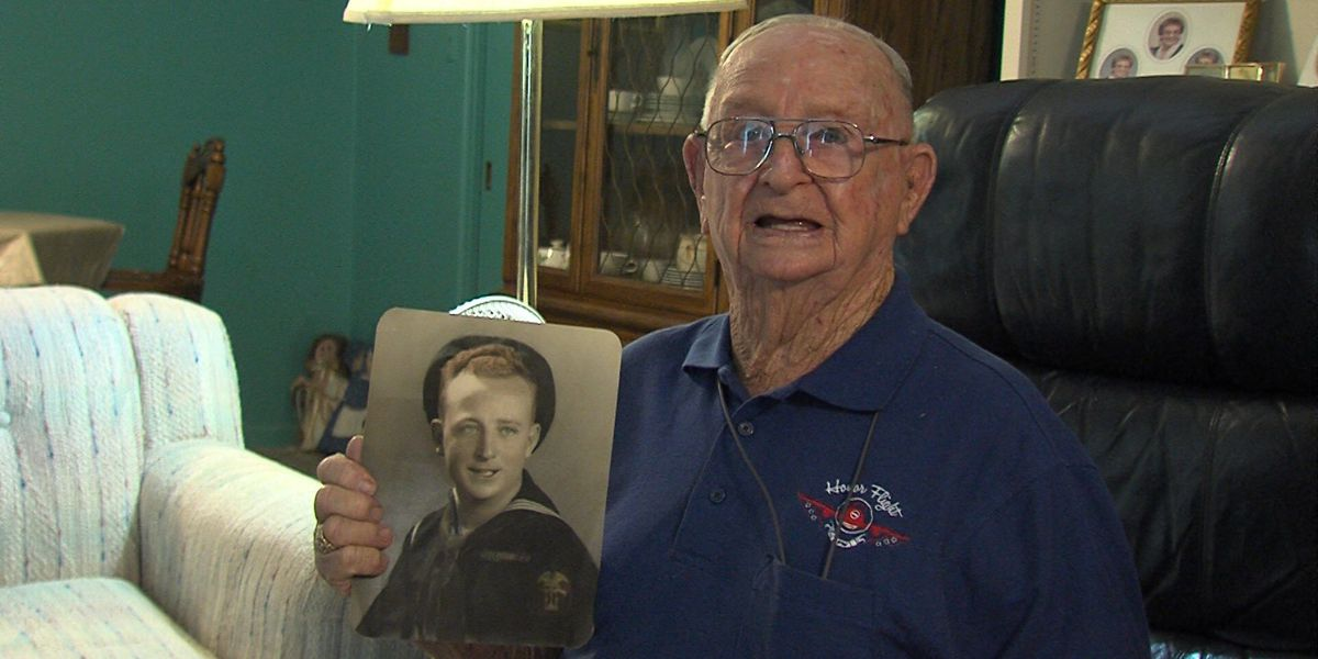 Local WWII Veteran Shares His Story