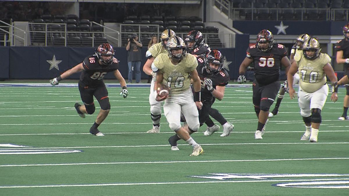 Texoma HS football season ends in DFW; highlights and reaction