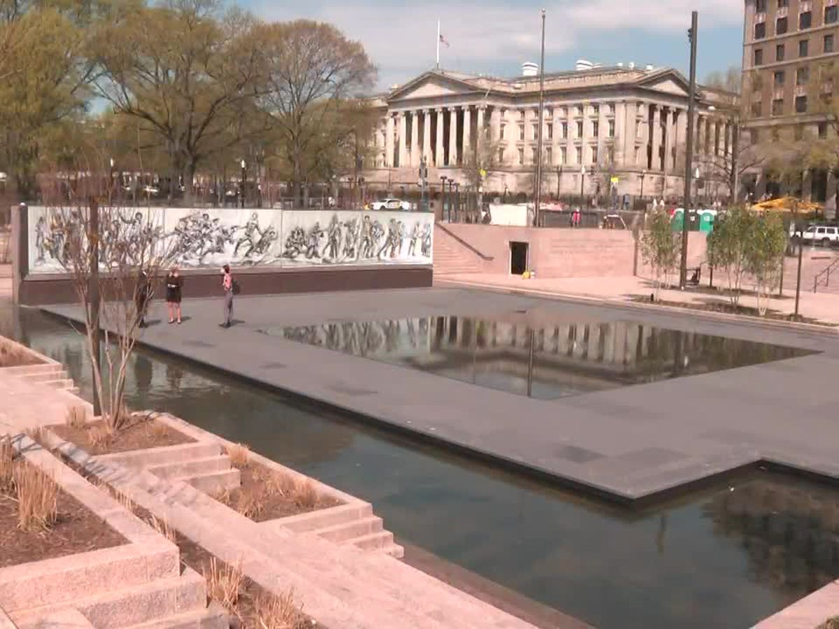 National WWI memorial to be unveiled in D.C.