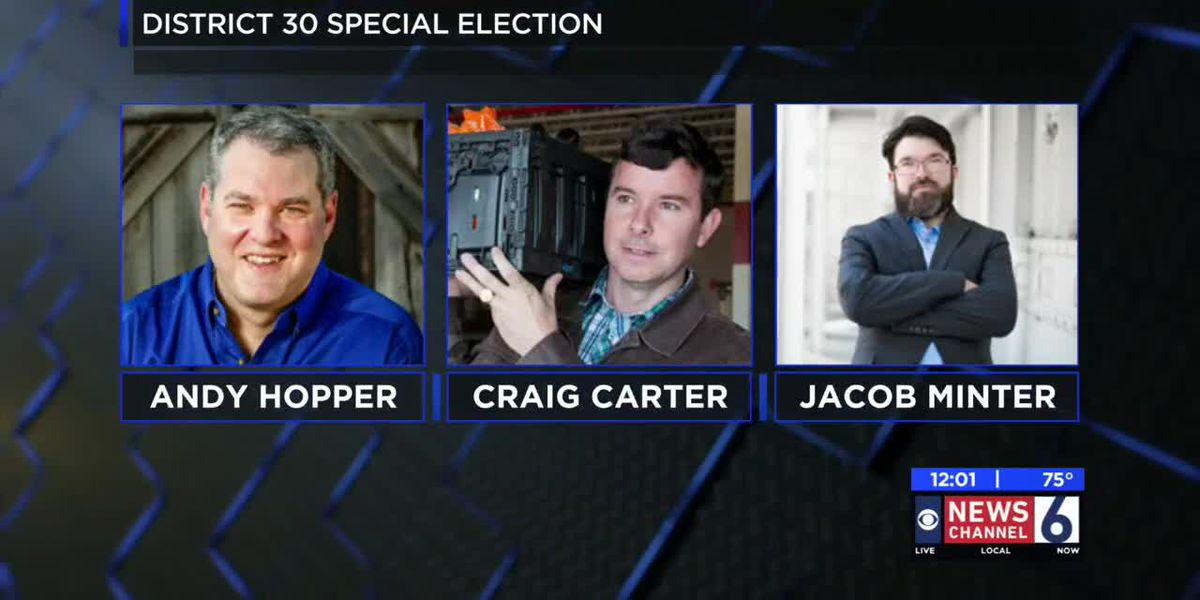 District 30 special election