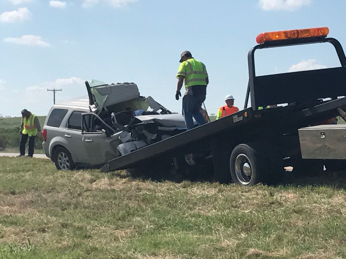 DPS identify person killed in deadly accident in Clay County