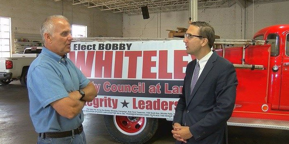 Meet Councilor At-Large Candidate Bobby Whiteley