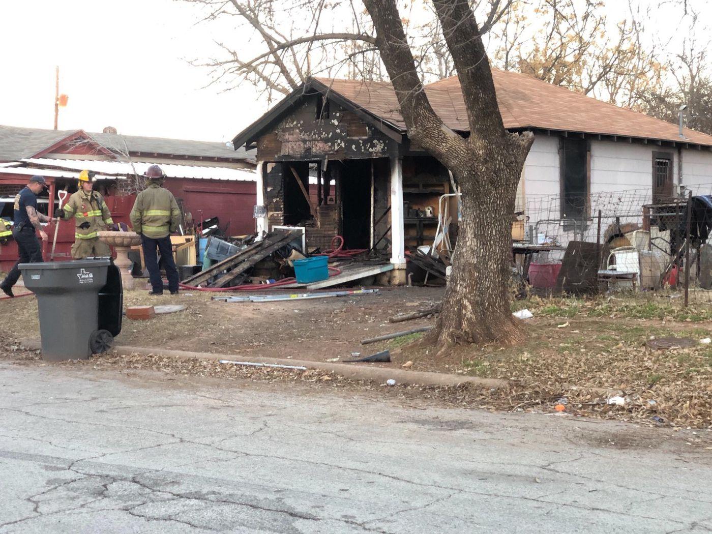 Ford House Wichita Falls Tx >> Family Pet Dies In Wichita Falls House Fire