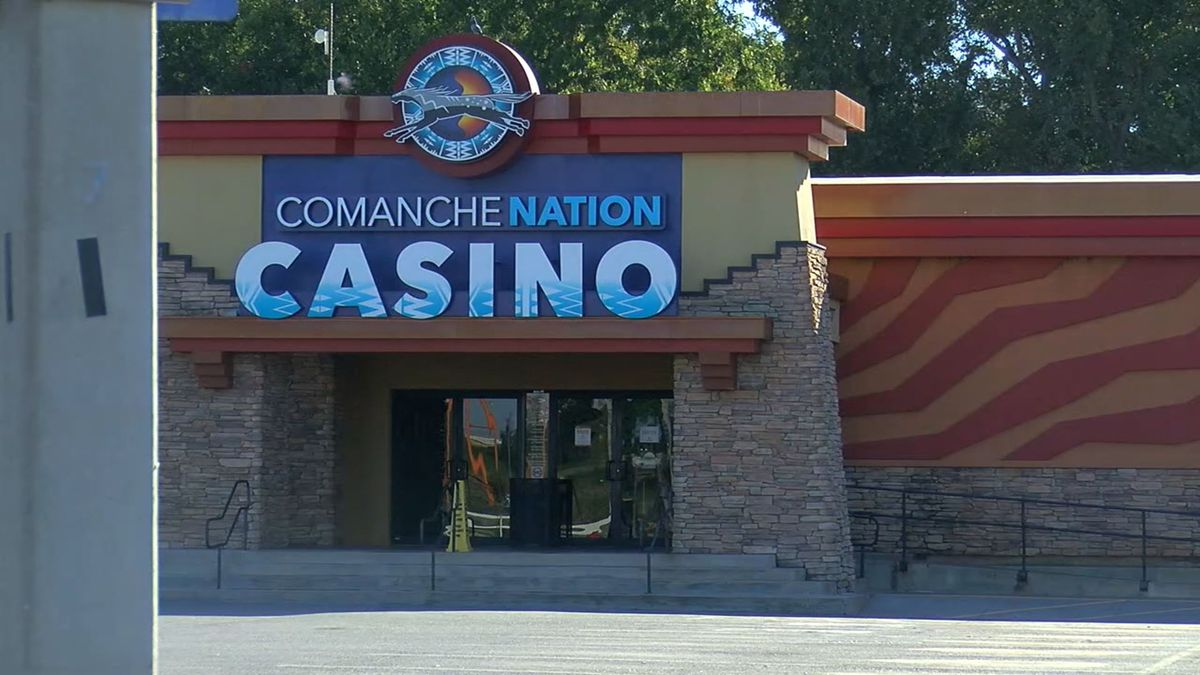 Comanche casinos to host job fair, blood drive this month