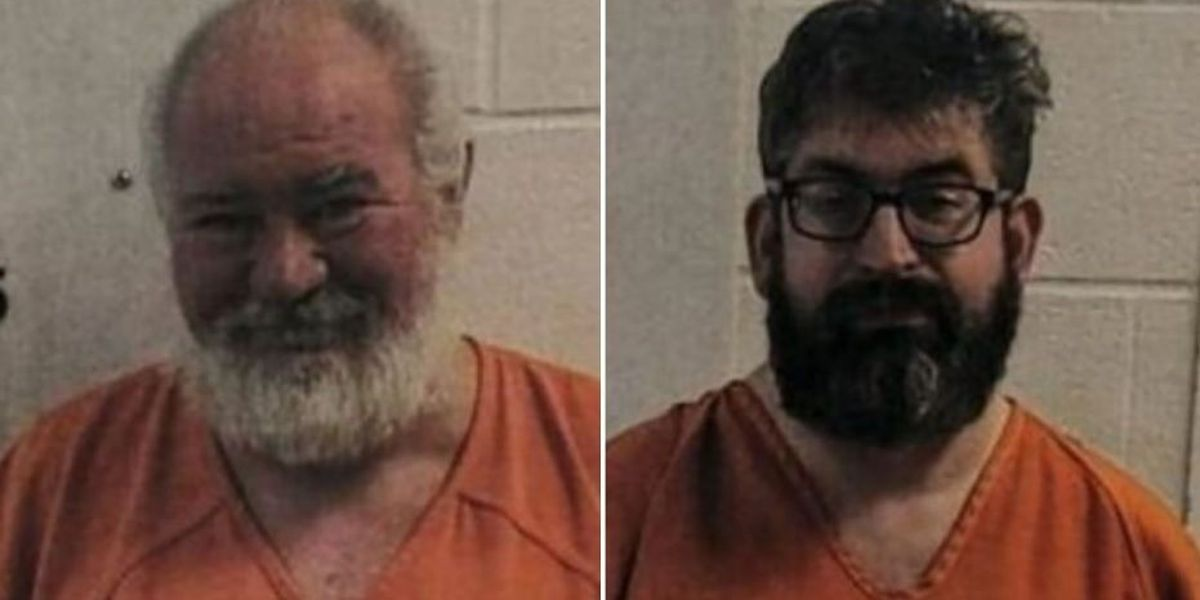 Two SE Okla. men claiming to be cannibals, face multiple charges after castration