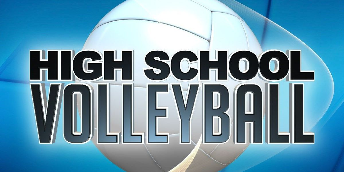 HS Volleyball scores Aug. 25