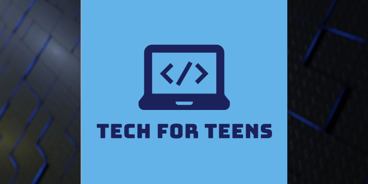 Tech for Teens kickoff meeting