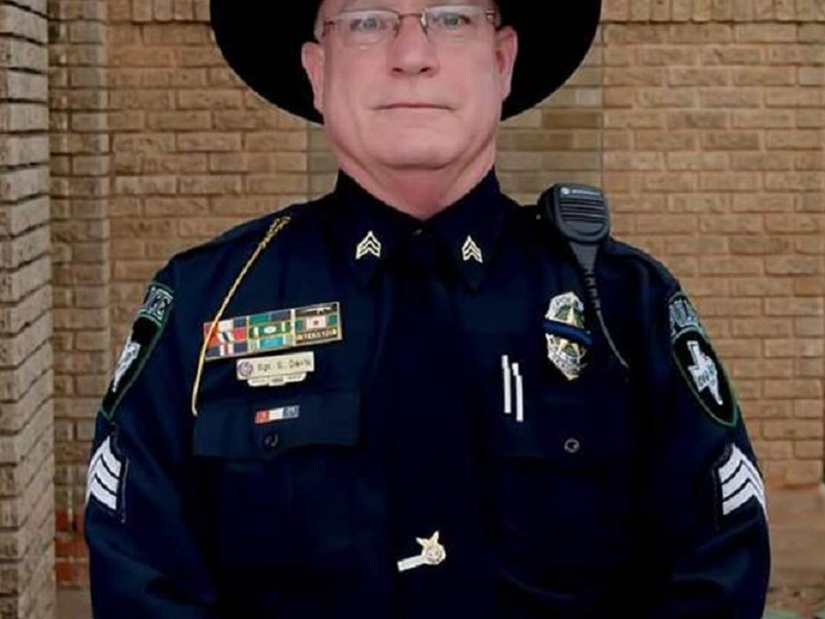 Iowa Park Police Department names new chief
