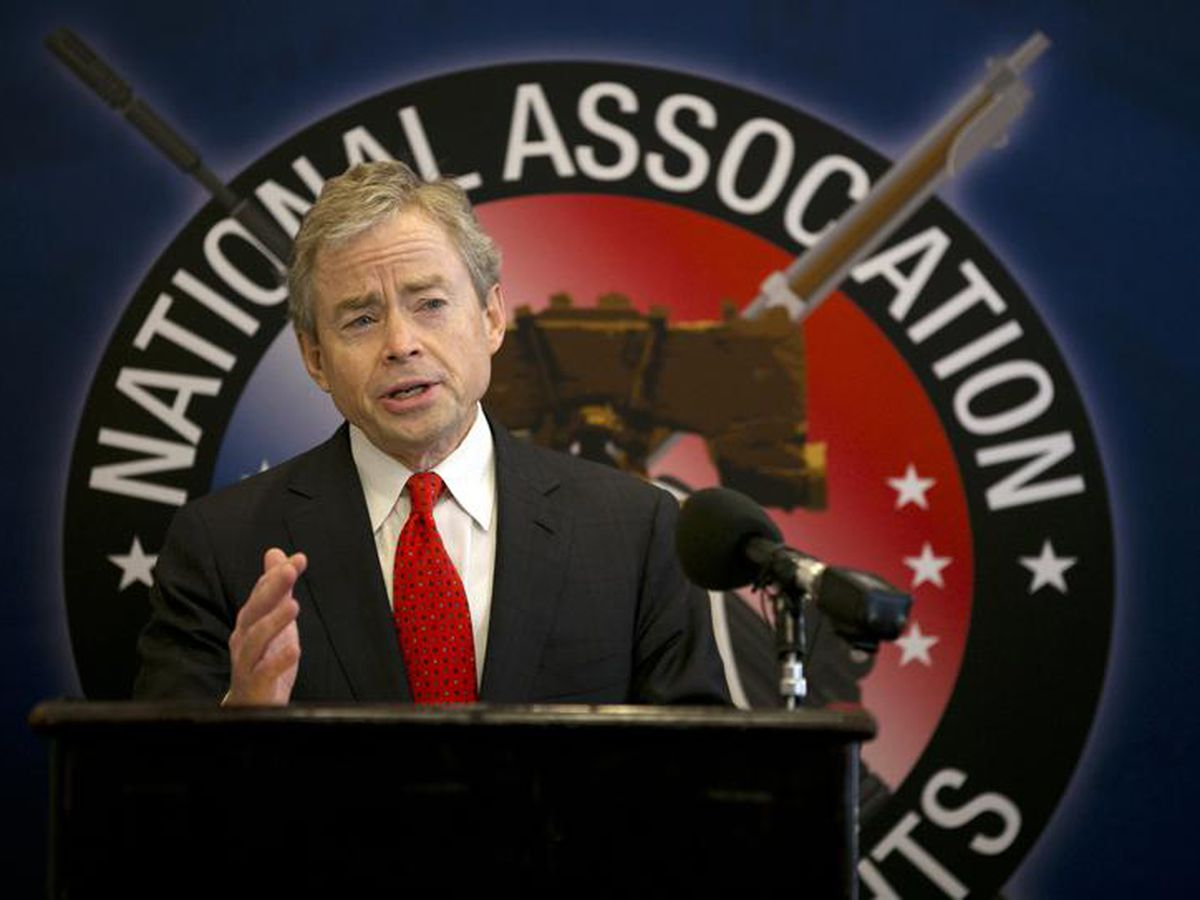 Former Texas GOP senator Don Huffines running for govenor