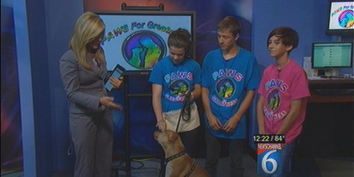 PAWS For Greatness Graduation