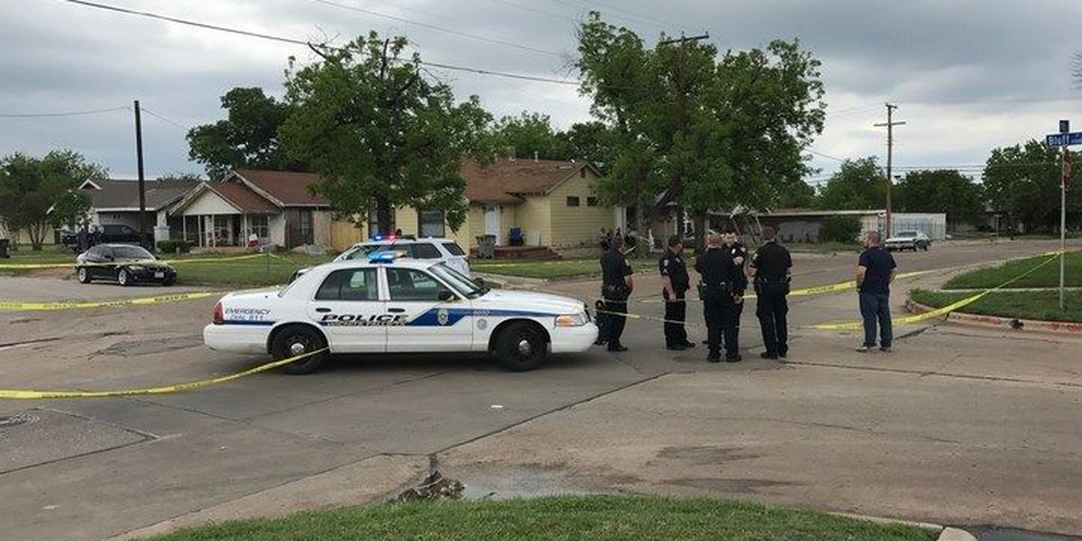 DEVELOPING: WFPD investigating shooting on 14th street