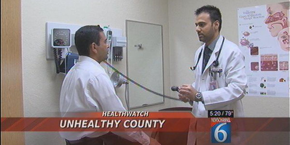 Wichita County Is One Of The Unhealthiest In Texas