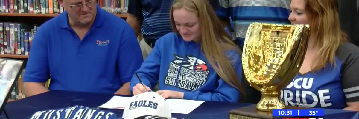 City View's Cave, Chalenburg sign NLI's