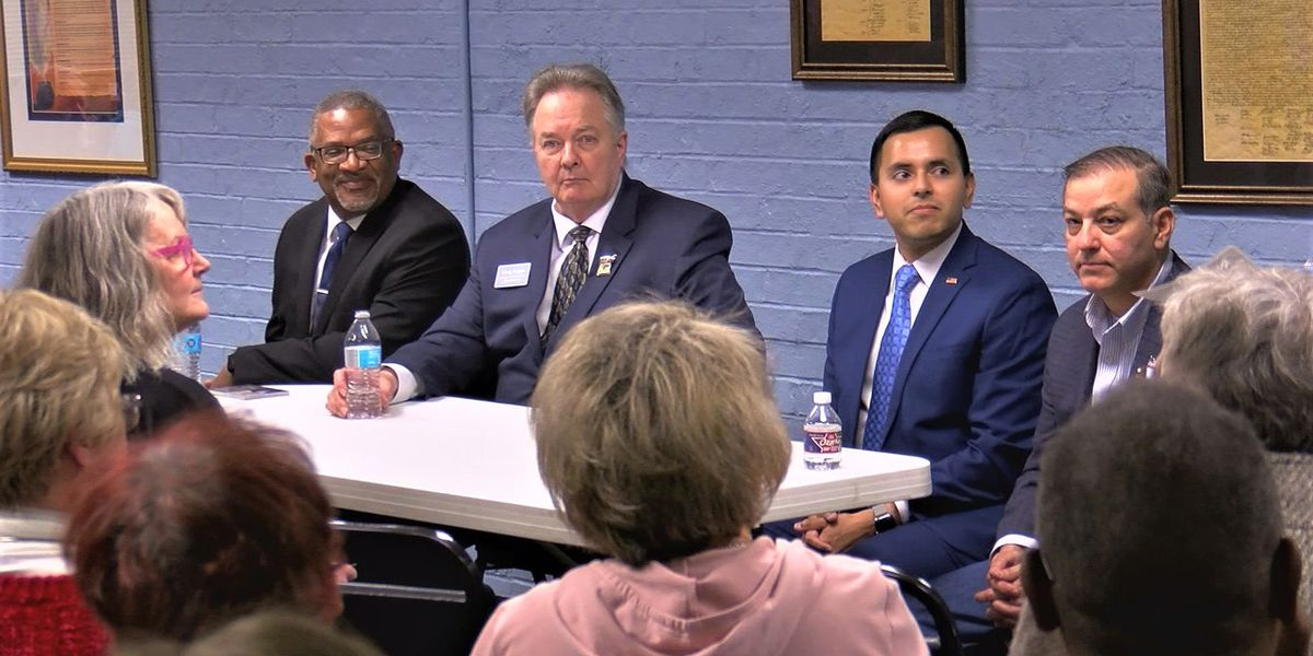 Wichita Falls Democrats host candidate forum