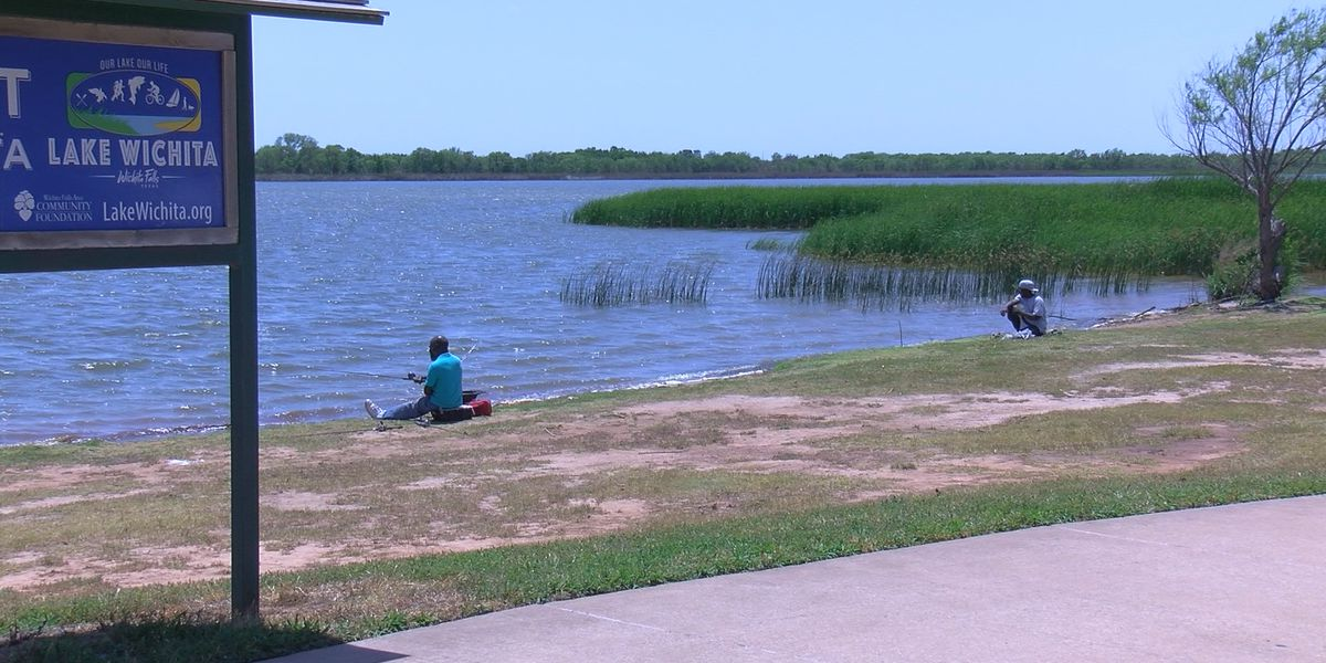 Wichita Falls watching algae levels after water quality test
