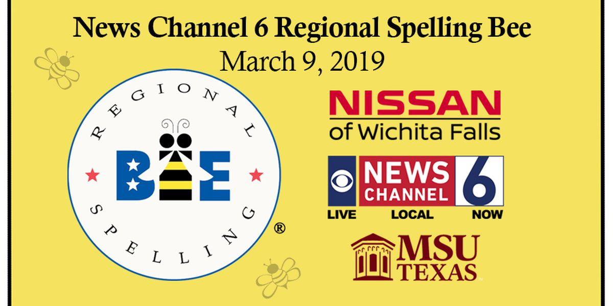 Meet the students set to compete in the News Channel 6 Regional Spelling Bee