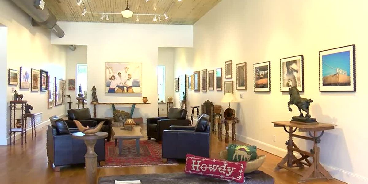 News Channel 6 City Guide: Davis & Blevins Gallery