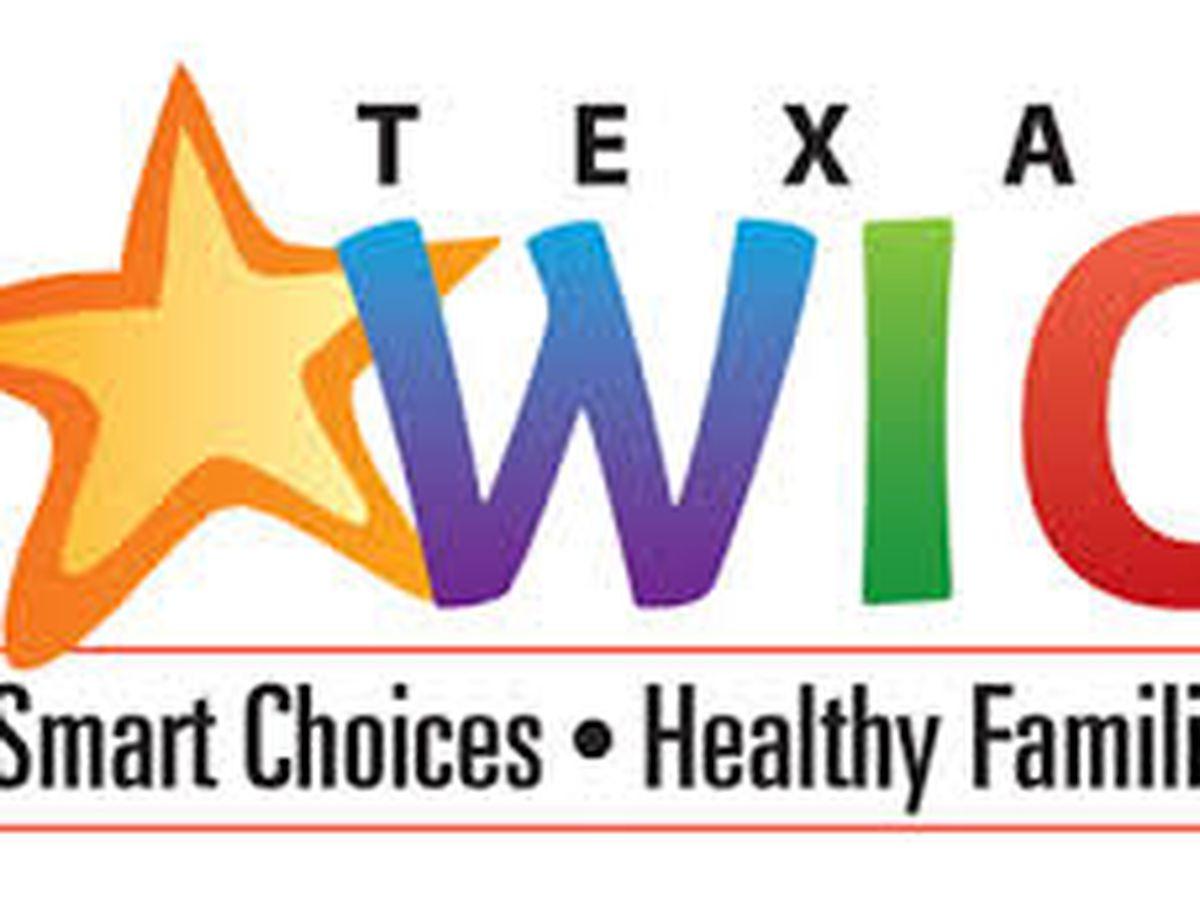Texas WIC increasing fruit, vegetable amounts