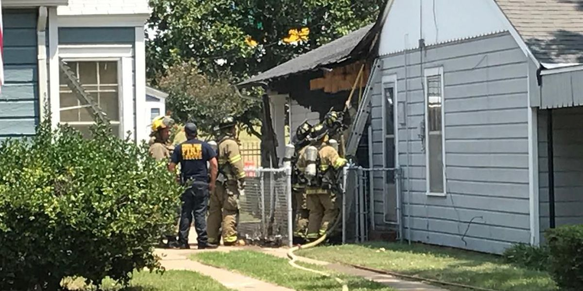 WFFD: Grilling materials likely to blame for house fire