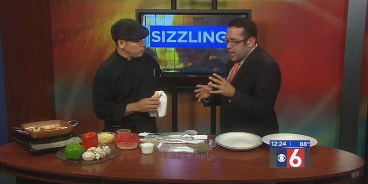 Sizzling With 6: Chicken Solorzano's