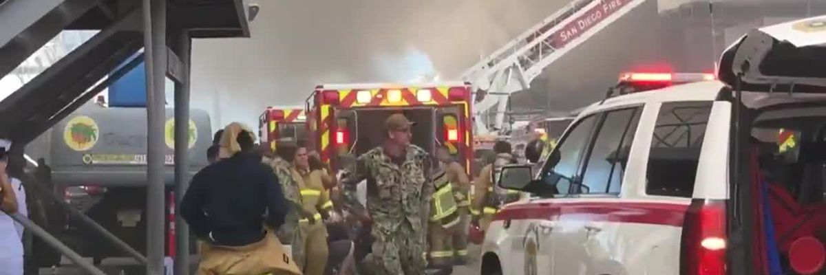 San Diego fire chief: This could very well go on for days
