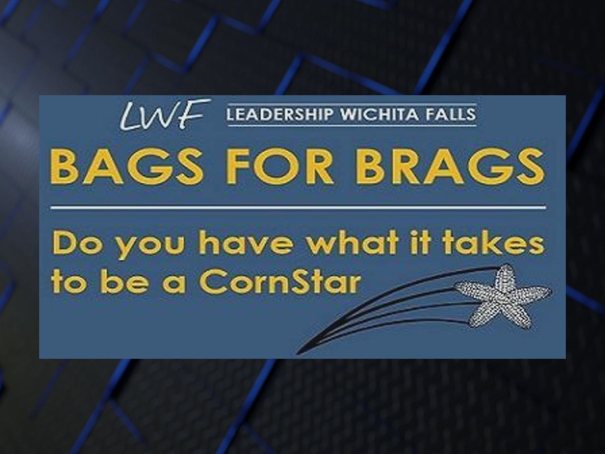 Bags For Brags Cornhole Tournament first Saturday of Sept.