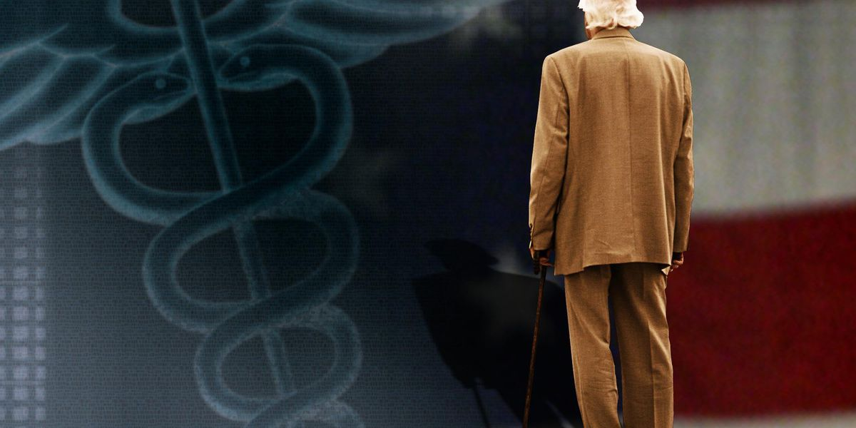 US life expectancy predicted to fall behind, report says