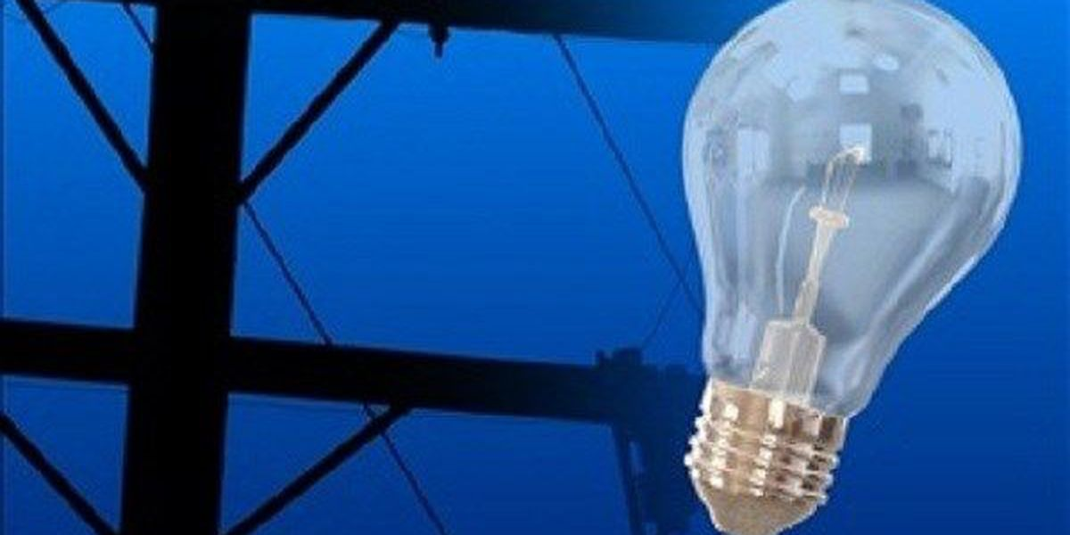 Power Outages Across Texoma