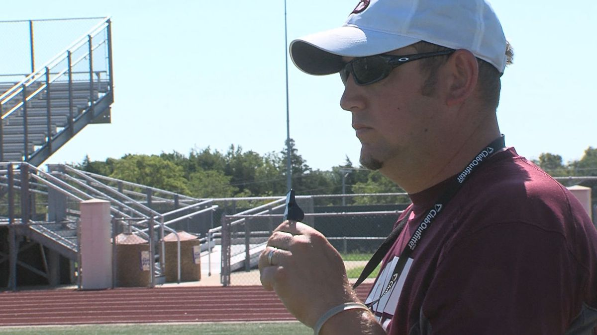 Bowie's Stark leaving for Windthorst
