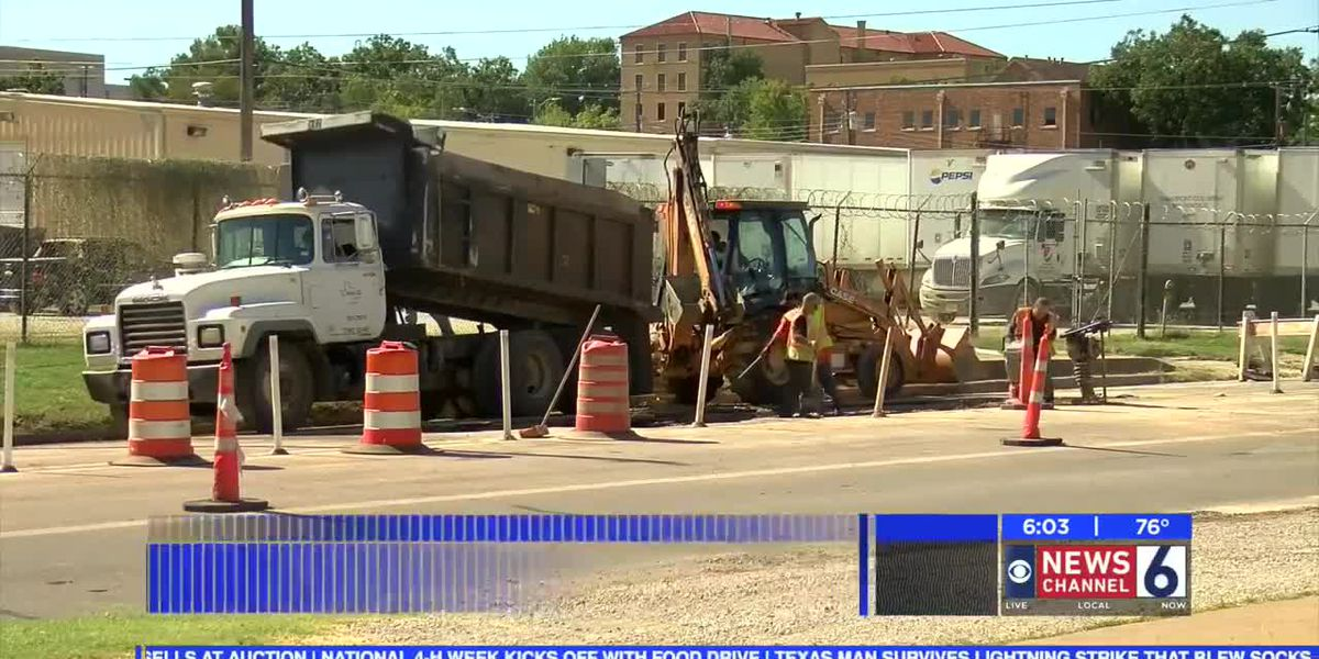 6th street ramp exit back open after repairs
