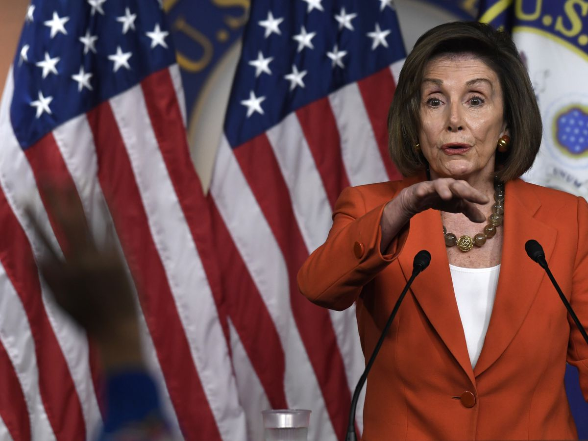 Pelosi announces agreement on North American trade pact