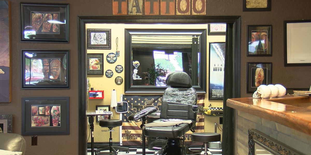 Tattoo shops push for reopening
