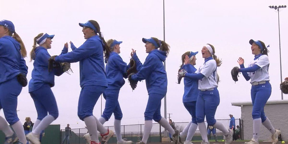 Graham Lady Blues hitting their stride into district