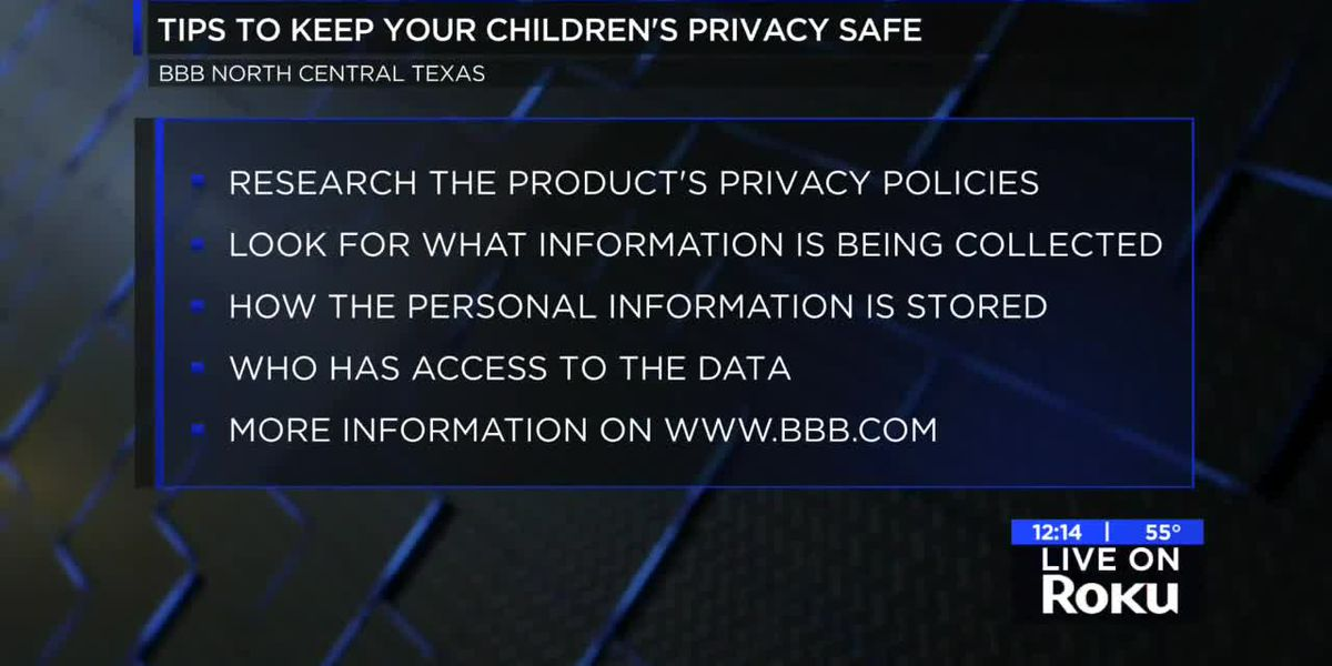 BBB Briefs: Tips for tech toys