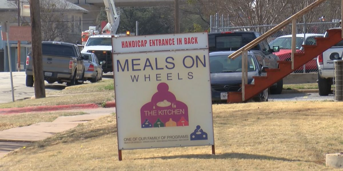 Volunteers needed for Meals on Wheels deliveries