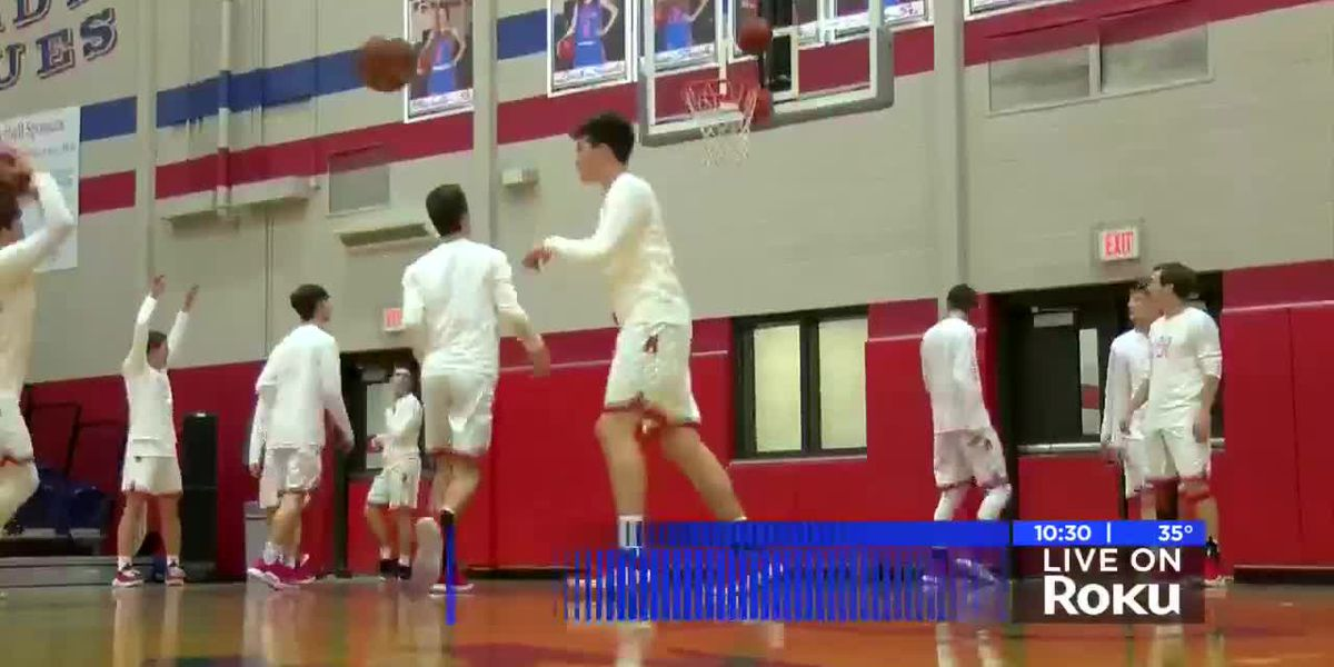 BOYS: Holliday vs Breckenridge highlights