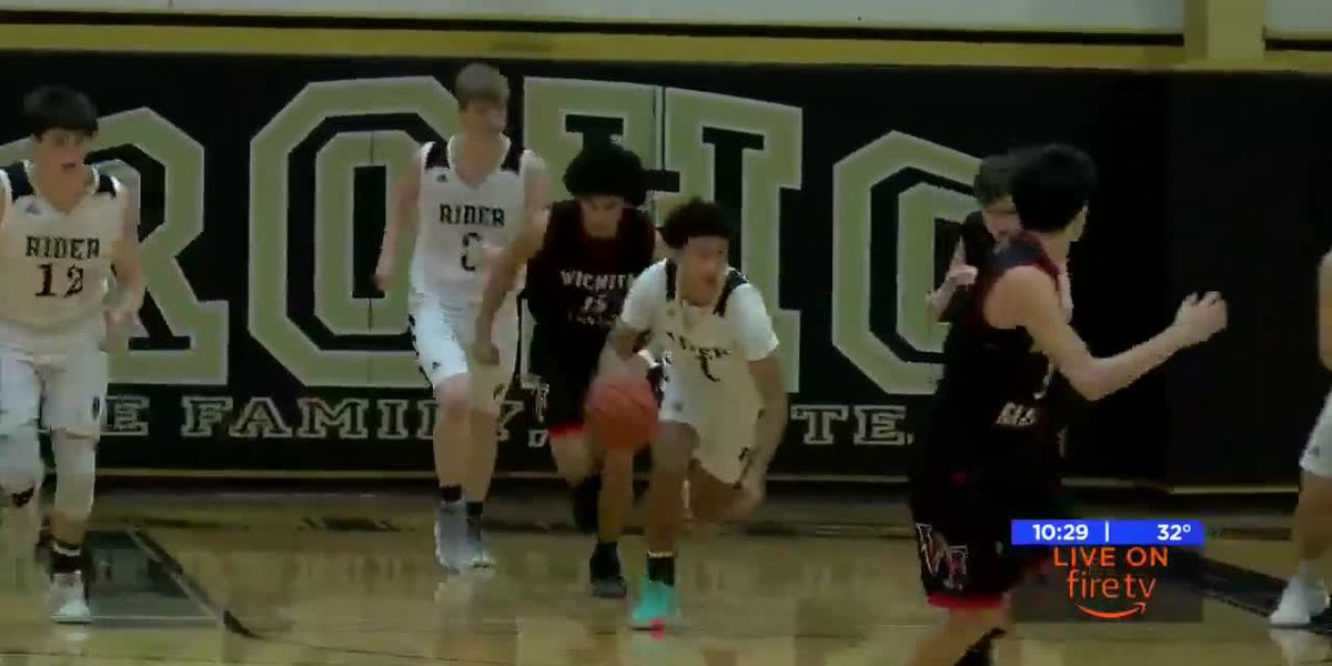 BOYS: Rider vs WFHS highlights