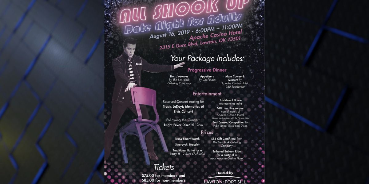 Lawton Ft. Sill Chamber talks All Shook Up Date Night
