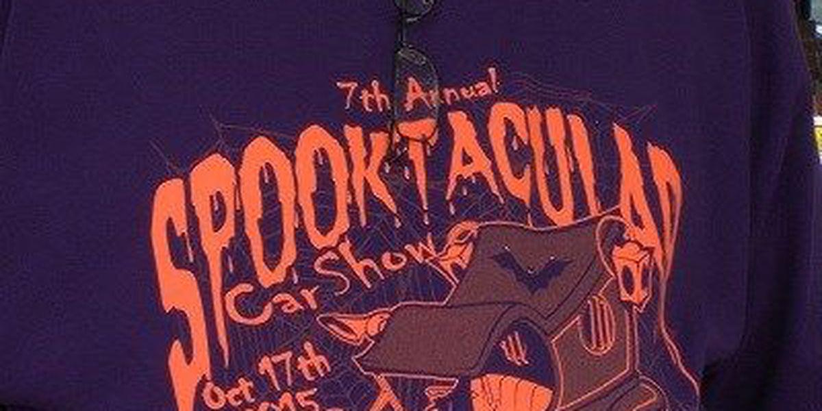 Spooktacular Car Show