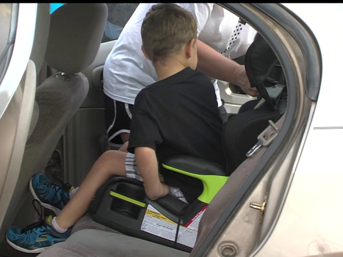 Appointments still available for child safety seat inspections