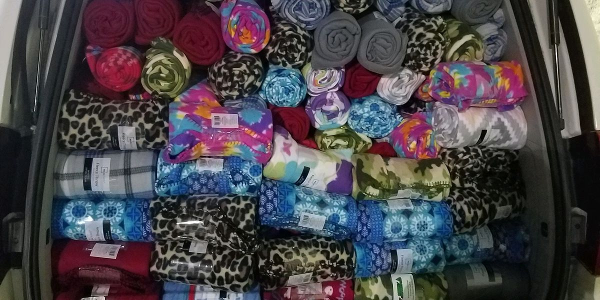 The Kitchen breaks goal for Meals on Wheels blanket drive